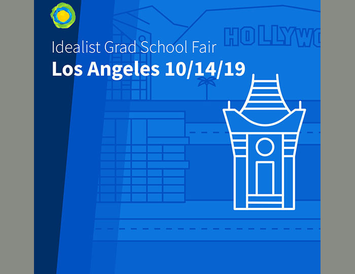Idealist Grad Fair: Los Angeles, CA