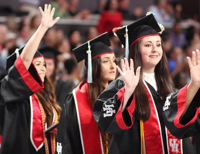 UHCOE Graduation