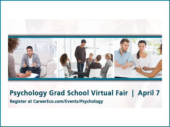 Psychology Grad School Virtual Fair
