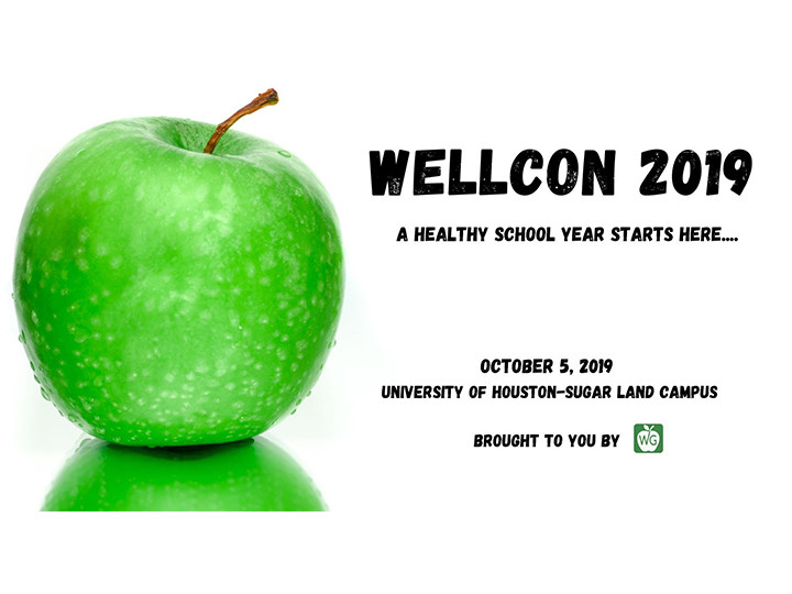 WellCon 2019 a healthy school year starts here. Oct 5, 2019 at UHSL