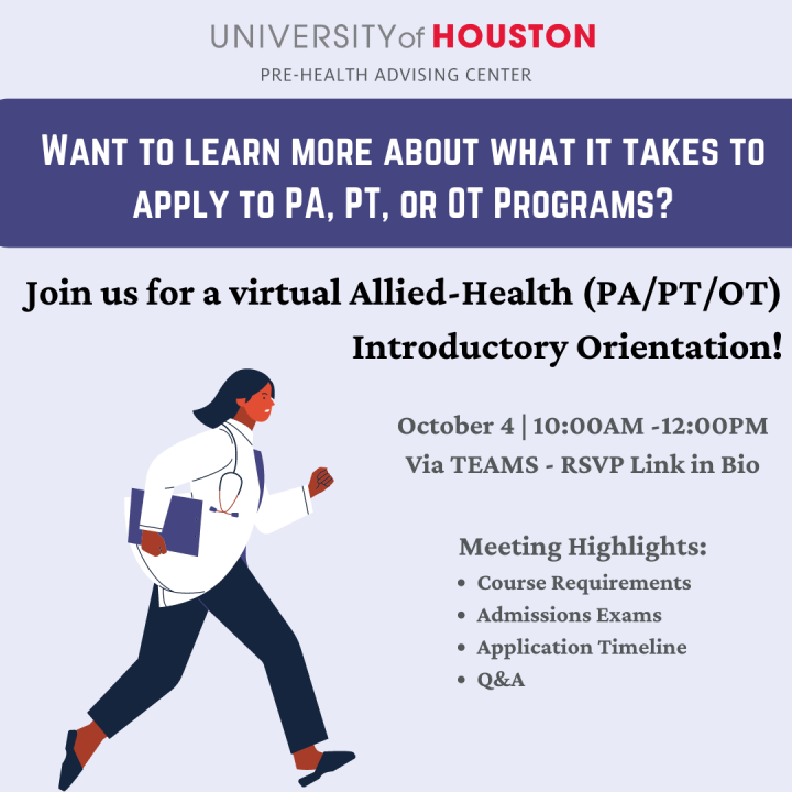 Intro Orientation for Allied-Health Students