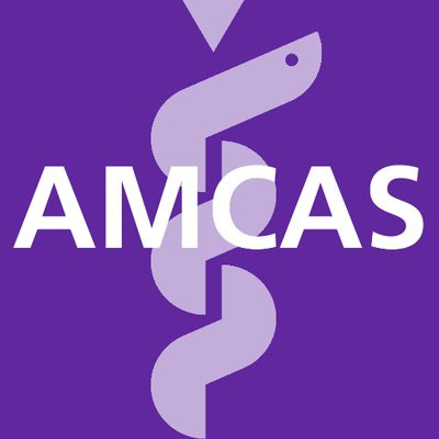 Logo for AMCAS application