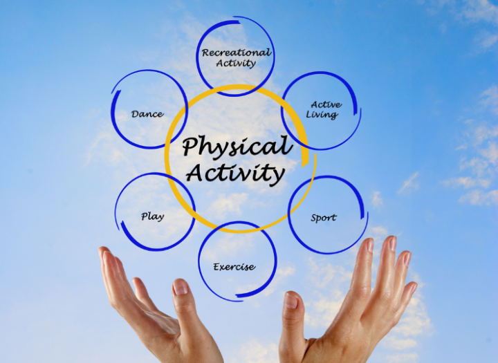 FRIDAY HEALTH TIP: Physical Activity