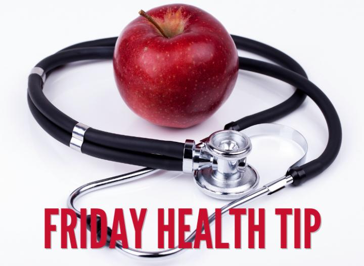 FRIDAY HEALTH TIP: Preventative Health Care