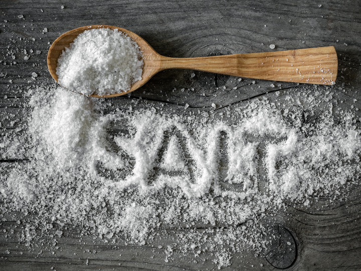 FRIDAY HEALTH FACT: Salt