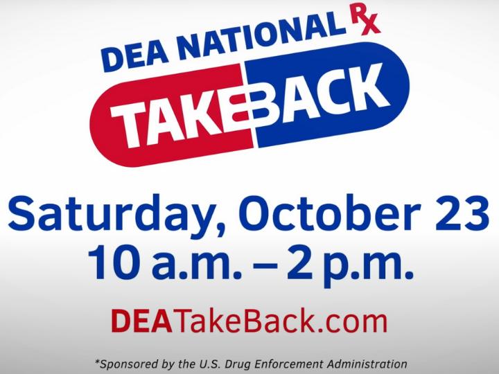 DEA Drug Take Back