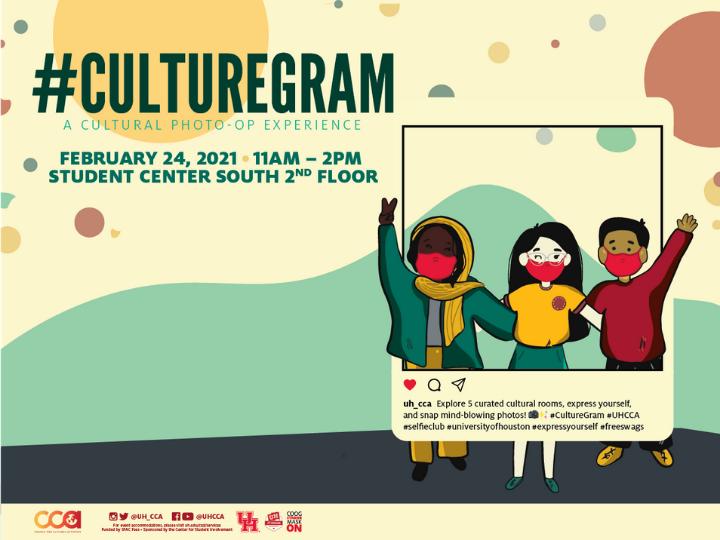 #CultureGram Poster