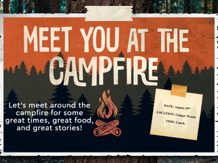 meet you at the campfire image.