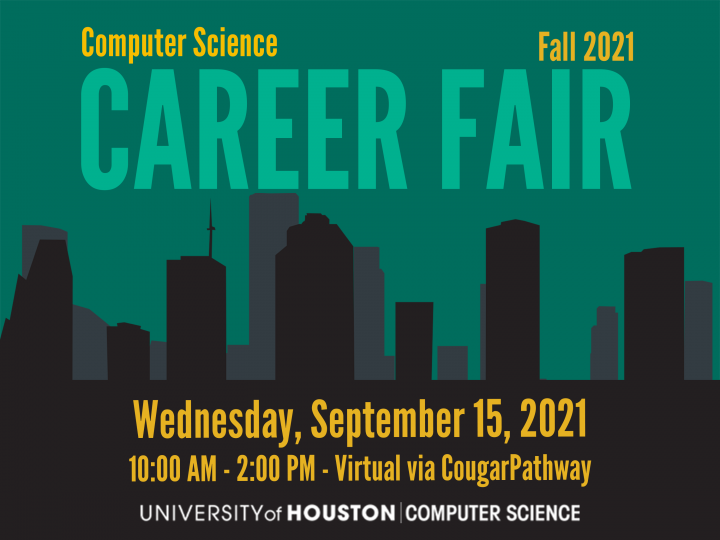 UH Computer Science Career Fair Fall 2021
