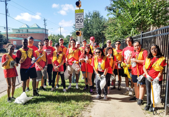 #rd Ward Community Clean Up