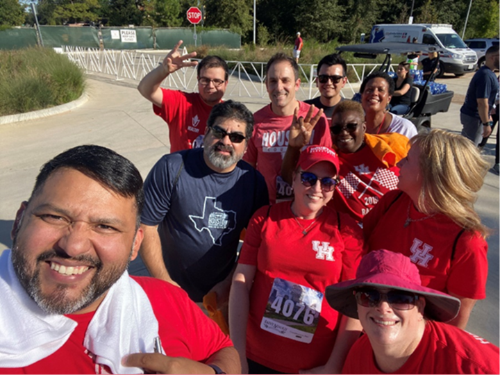 """<strong> """"UH DAY AT THE CORPORATE 5K"""" RUN/WALK</strong>"""