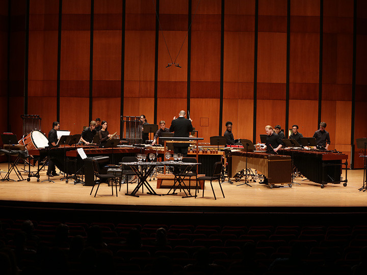 Moores School Percussion Ensemble I